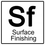 Surface Finishing Group symbol