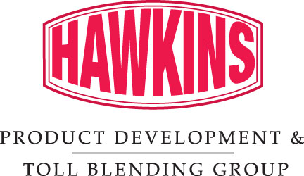 Toll blending product development hawkins inc for Product development inc