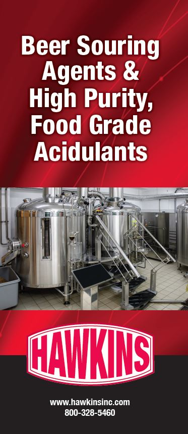 Beer Souring Agents Acidulants Brochure