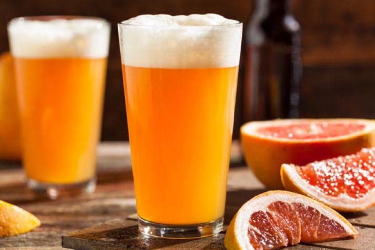 Beer souring blends