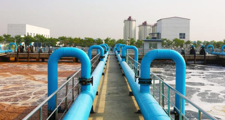 Best Municipal-Wastewater Treatment