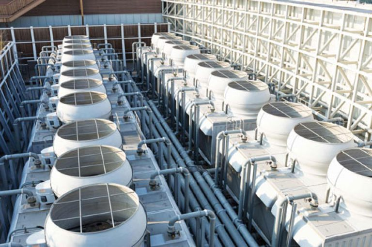 Best water treatment for cooling unit on top of roof