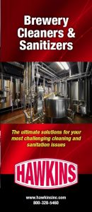 Brewery Cleaners Sanitizers Brochure