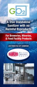 GO2 Sanitize Brewery Winery Equipment Brochure