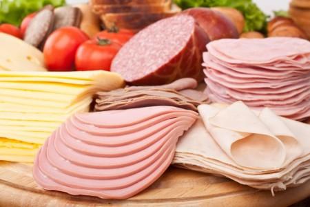 deli meat food ingredients