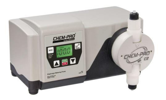 Blue White Chem pro C2 Pump