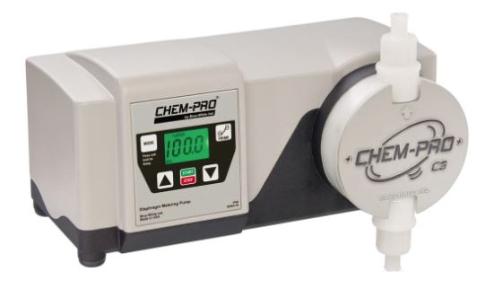 Blue White Chem pro C3 Pump