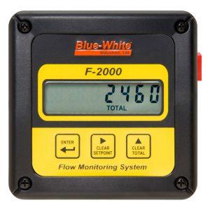 F 2000 flowmeter