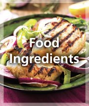 Food ingredients supplier and distributor