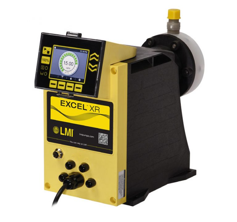 The EXCEL® XR Metering Pump
