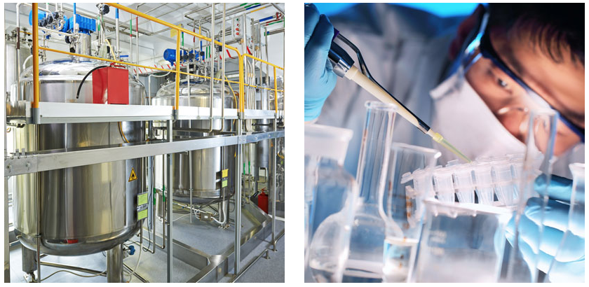 Chemical Toll Blending & Product Development
