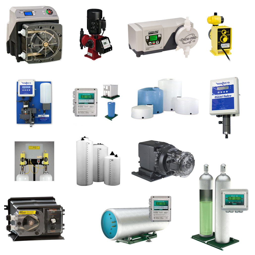 Water treatment equipment supplier and distributor