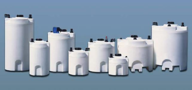 double walled tank