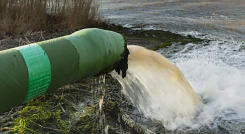 pipe phosphorus removal