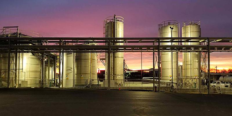 Hawkins Chemical Plant