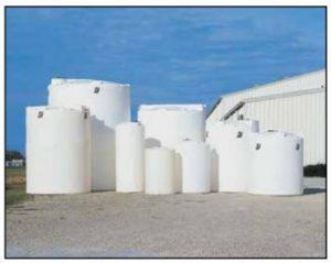 synder vertical tanks